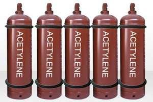 Dissolved-Acetylene